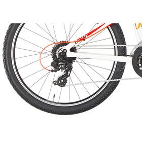 """Ghost Lanao 2.4 AL 24"""" - Bicicletas para niños - blanco"""